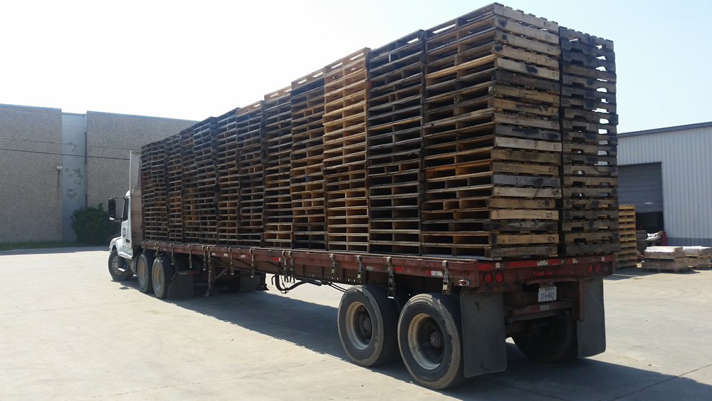 Used Pallets - AAA Pallet Company
