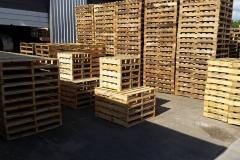 add to new pallets
